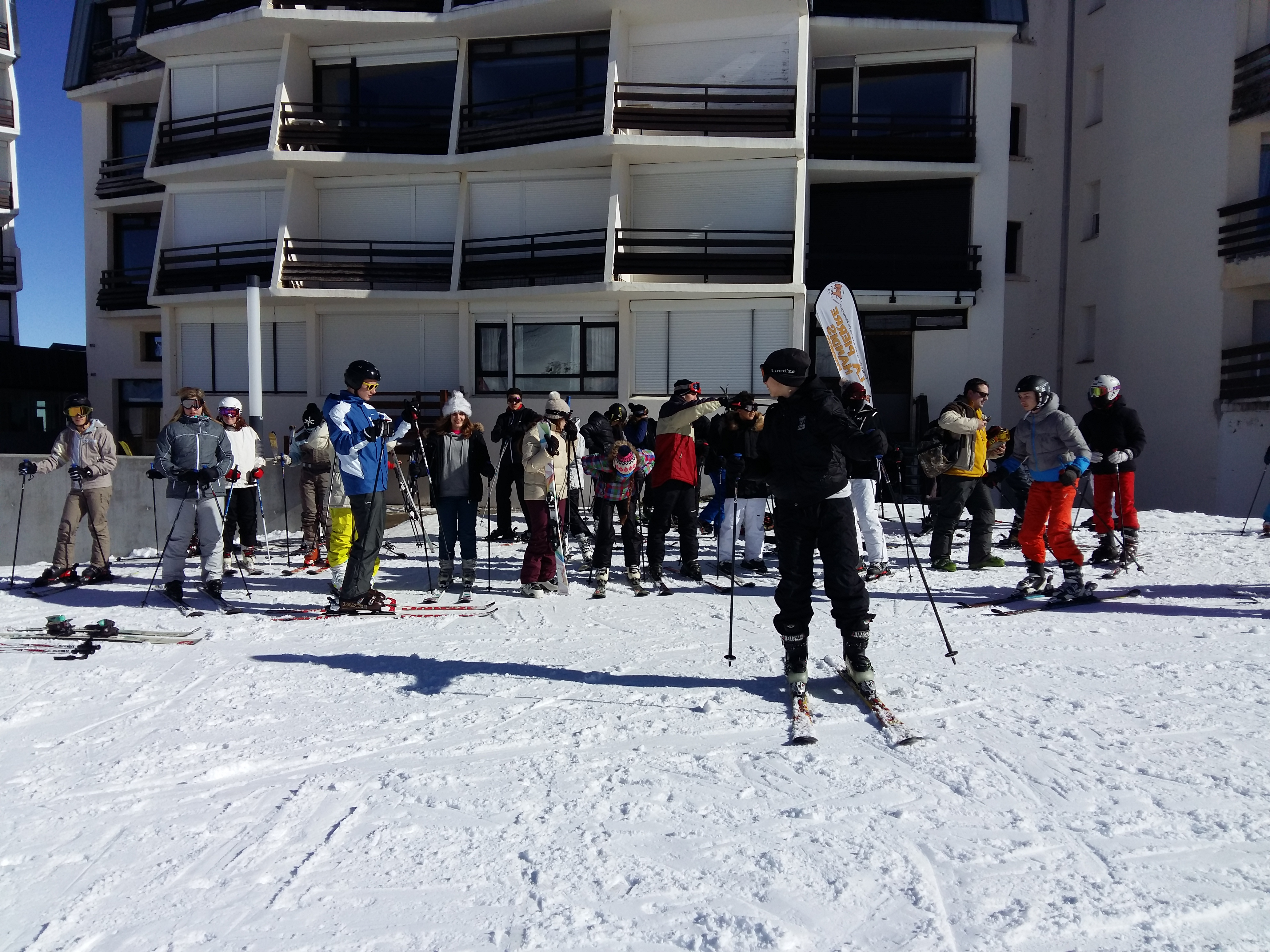 les-lyceens-au-ski